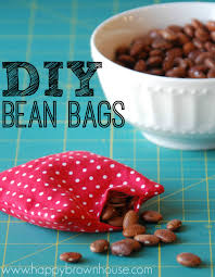 How to Make DIY Bean Bags