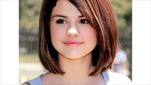 Hair Style For Chubby Face does short straight and slightlylayered hair look good on women 5419 by wearticles.com