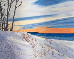 Image result for snow on beach image