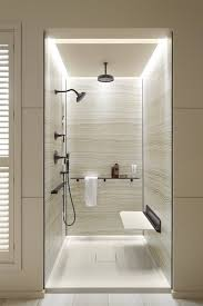 walk in shower lighting. Of The Choreograph Walls. Http://www.us.kohler.com/us/Choreograph-Shower -Wall-and-Accessory-Collection/content/CNT116700120.htm?subSecId\u003dCNT116700129 Walk In Shower Lighting O
