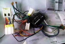 installing new stereo in j nissan forum nissan forums 2 assemble the harness using nissan adapter yellow white plugs are used scosche adapter and plug which came your new stereo