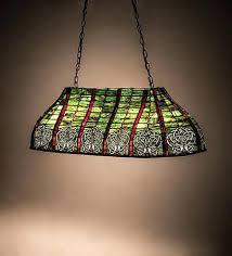 stained glass pool table lighting island billiard pendant lamp patterns stained glass pool table lighting