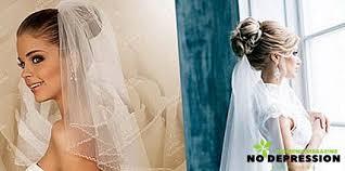 Svatební účesy S A Bez Závoje Na Vlasech Různých Délek Krása