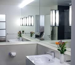 bathroom wall designs view in gallery minimalist bathroom with mirrored walls bathroom wall cabinet pictures