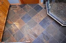 Bathroom Tile Repair Adorable Bathroom Floor Repair How To's What To Consider