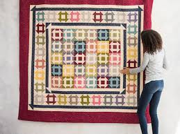 Queen Size Quilt Patterns Magnificent 48 Easy Ways To Make A QueenSize Quilt
