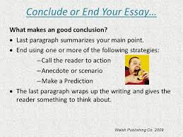 persuasive writing persuasive writing is writing that tries to  27 conclude or end your essay
