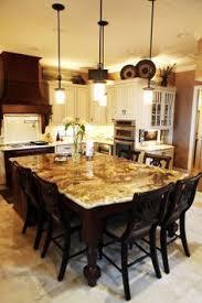 kitchen table island granite top google search