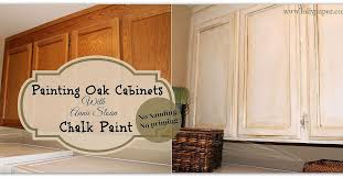 painting over oak cabinets without sanding or priming hometalk how to paint kitchen
