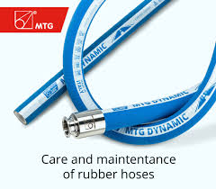 Rubber Hose Chemical Resistance Chart Care And Maintenance Of Rubber Hoses Mtg