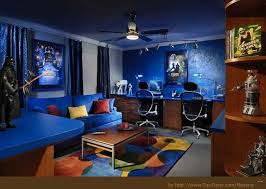 Gamer Bedroom Style Decoration