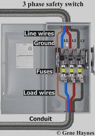 amazing of electrical disconnect fuse box the air conditioner Mars Disconnect Box great electrical disconnect fuse box how to wire safety switch