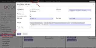 Partner Ledger Detailed Odoo Apps