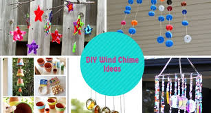 Make Wind Chimes Diy