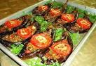 Рецепт фаршированного баклажана с фото