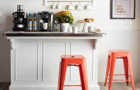 The wooden box holds all the condiments and tools needed to make a delicious cup of coffee. Top Trending Coffee Station Ideas Hadley Court Interior Design Blog