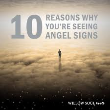 Seeing Flashes Of Blue Light Spiritual 10 Reasons Why You Are Seeing Angel Signs The Meaning Of