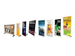 Pull Up Display Stands Delectable Retractable Banner Stands Roll Up Banners Boothtips