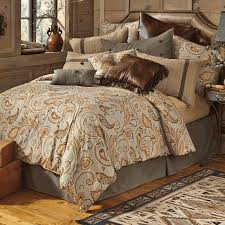 image of rustic bedding sets clearance