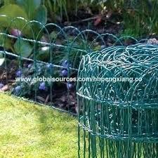 white wire garden fence. White Wire Garden Fence Fine Border Fencing Lawn Rh Maadco Co Flower