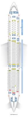 Sunwing Airplane Seating Chart Sunwing Aircraft Seat Chart Boeing 767 400 Seating Chart