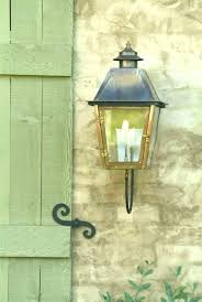 lighting gas electric lights old lantern at with idea bevolo museum