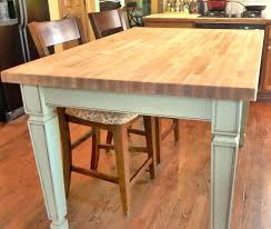 butcher block dining table. Butcher Block Dining Table Diy H2930 Amusing Room Tables Custom .