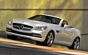 Mercedes-Benz to Power New SLK AMG with Normally Aspirated 5.5 ...