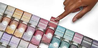 Essie Color Chart Treat Love Color For Stronger Nails Nail Color Nail