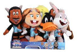 Moose Toys' Space Jam Toy Line Is a Slam-Dunk Dream - The Toy Insider