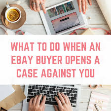 Against Ebay To Do When info Case Buyer What Emmadrew Opened You An A zqZdp
