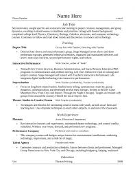 list relevant coursework on resume resume template example