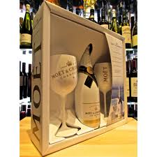 6 gift bo moët chandon ice impérial gift box chagne 75cl