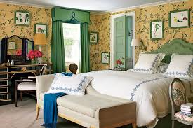 Wallpapered Living Rooms Wall Decor Ideas Paint Color Guide Architectural Digest