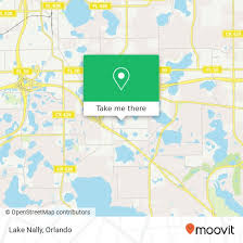 How To Get To Lake Nally In Gotha By Bus Moovit
