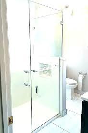 high x wide framed shower door enclosure for corner installations acrylic doors knobs