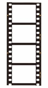 The Greatest Movies Ever Made Vintage Film Strip Template