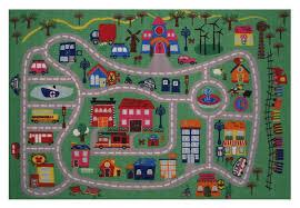 image of kid play rugs