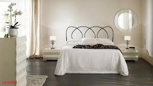 amusing metal bed design in modern bedroom interior with white bedding set plus round mirror on amusing white bedroom design fur rug