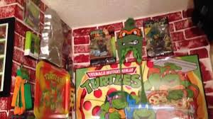 Ninja Turtle Bedroom Teenage Mutant Ninja Turtles Room Youtube