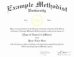 Fake Degree Certificate Maker Luxury College Diploma