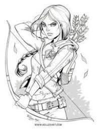 Hunger Games Da Colorare The Hunger Games Coloring Pages