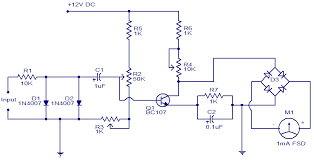 tachometer circuit todays circuits engineering projects tachometer circuit