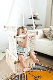 macrame hammock swing handmade in and baby chair co diy