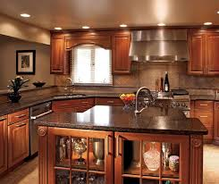 kitchen ideas cherry cabinets. Luxury Ideas Cherry Wood Kitchen Cabinets Best 25 Kitchens On Pinterest R