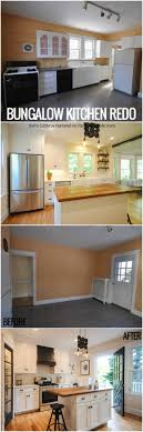 Bungalow Kitchen Remodelaholic Modernized Bungalow Kitchen Renovation With