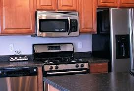 over stove microwave height. Modren Microwave Microwave Above Stove Height Requirements Full Image For Over The Range  Trim Kit Installation Without In Over Stove Microwave Height E