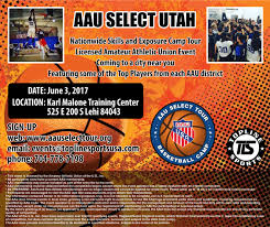youth select basketball tryout flyers schedules