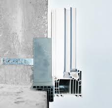 Montagezarge Für Fenster Und Türrahmen Bauphysik Newsprodukte