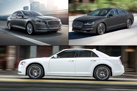 Cheap Luxury Premium Sedans Under Motor Trend
